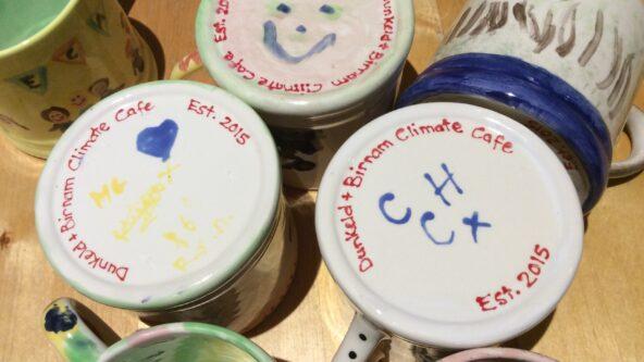 What is a Climate Café?