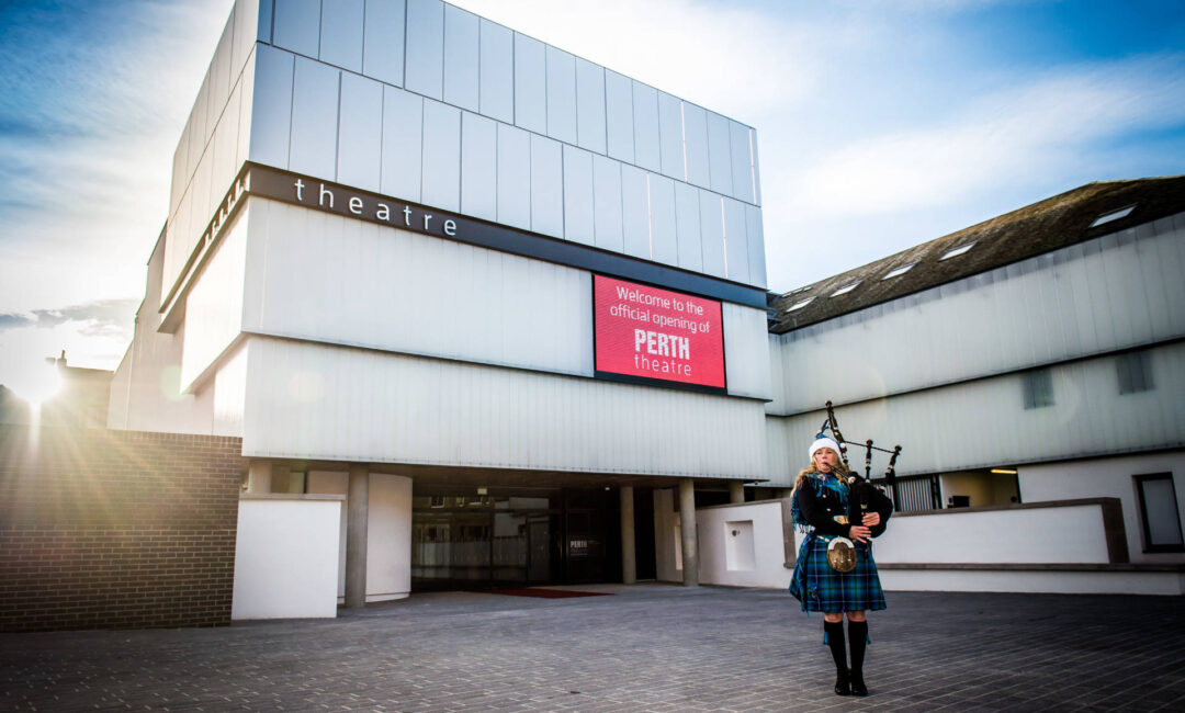 Perth Theatre Official Re-Opening